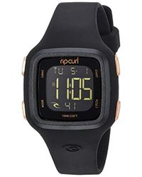 Rip Curl - Candy Plastic And Silicone Water Sport Watch - Lyst
