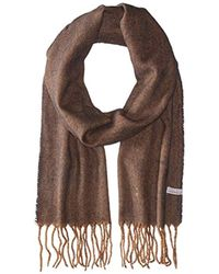 Perry Ellis - Reversible Jacquard Scarf - Lyst