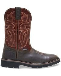 Wolverine - Rancher Wpf Soft Toe Wellington Work Boot,rust/brown,11.5 D Us - Lyst