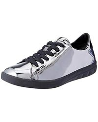 DIESEL Solstice S-olstice Low Sneaker - Black