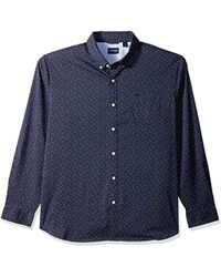 Dockers - Long Sleeve Button Front Shirt - Lyst