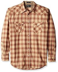 Pendleton - Big & Tall Long Sleeve Canyon Shirt - Lyst