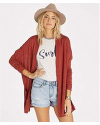 Billabong - Outside The Lines Cardigan - Lyst