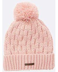 Lyst - Billabong  good Morning Sunshine  Trucker Hat in Pink 55bfb2878d09