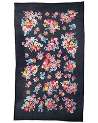 Vera Bradley - Plush Throw Blanket, Fleece - Lyst