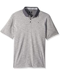 469a4ee88 Lyst - Hurley Nike Dri-fit Short Sleeve Lagos Polo in Gray for Men ...