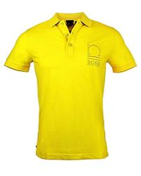 7435a342e BOSS Green Paul World Cup Special Edition Mexico Polo Shirt in White for  Men - Lyst