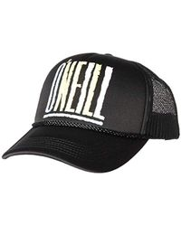 a919ada5106 Lyst - O neill Sportswear Shop Talk Screen Print Foam Trucker Hat in ...