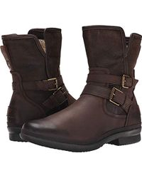b091b1f7a79 Lyst - UGG Simmens Boot in Brown