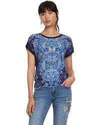 Desigual - Ts_s T-shirt - Lyst