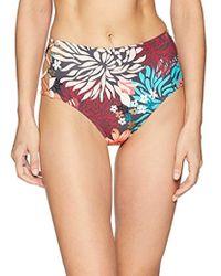 Vince Camuto - High Waist Bikini Bottom Swimsuit - Lyst