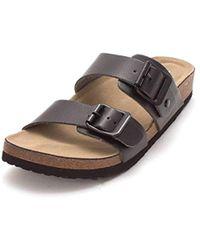Madden Girl - Brando Flat Sandal - Lyst
