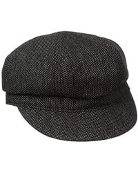 cc94bf44aa9 Goorin Bros - Paige Six-panel Cabbie Hat With Adjustable Closure - Lyst