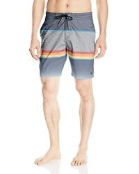 9f509a2d1a Billabong - Spinner Lo Tide Recycled Fabric Stretch Boardshort - Lyst