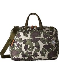 Herschel Supply Co. - Sandford (woodland Camo) Messenger Bags - Lyst