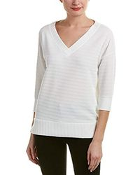 French Connection - Sudan Solid Color Jumper Top - Lyst