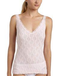 3f1fff9c2fd Bali - Shapewear Lace  n Smooth Cami - Lyst · Only Hearts - Stretch Lace  Cami - Lyst