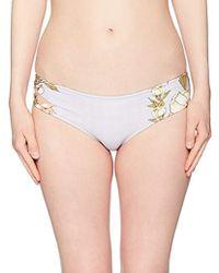 O'neill Sportswear - Aloha Floral Revo Hipster Bikini Bottom Swimsuit - Lyst