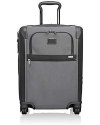 Tumi - Alpha 2 Continental Expandable 4 Wheel Carry-on, Black, One Size - Lyst