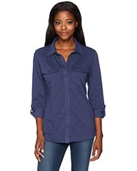 Columbia - Easygoing Button Down Shirt - Lyst