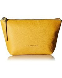 Liebeskind Berlin - Mainef8 Leather Cosmetic Case - Lyst