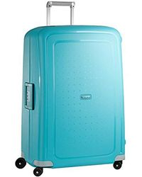 "Samsonite - S'cure 30"" Hardside Spinner Checked Luggage - Lyst"