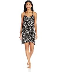 Juicy Couture - Black Label Lacey Back Chemise - Lyst