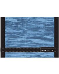 Quiksilver - The Everydaily Wallet - Lyst