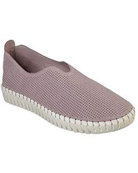 Lyst - PUMA Basket Platform Strap Slip On Simple Fashion Sneakers in ... 2d6abbbcd