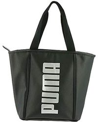 Lyst - Puma Prime 2 In 1 Shopper Sports Bag in Black a016bde39a8cf