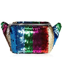 Betsey Johnson - Spectrum Spectacular Belt Bag - Lyst