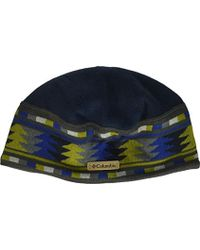 90e425efaaaf01 Columbia Alpine Action Beanie in Blue for Men - Lyst