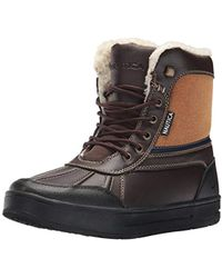 Nautica - Lockview Ankle Boot - Lyst