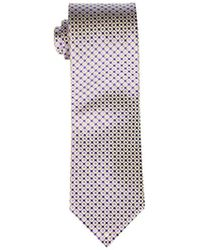 Geoffrey Beene - Big-tall All Day Neat Extra Long Tie - Lyst