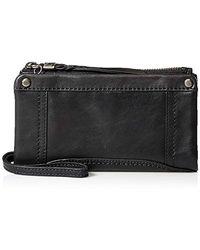 The Sak The Silverlake Soft Wallet - Black