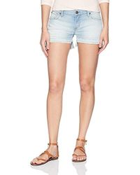 James Jeans - Shorty Slouchy Fit Boy Shorts In Subculture - Lyst
