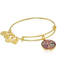 ALEX AND ANI - S Charity By Design Celebrate Today - American Cancer Society Bracelet - Lyst