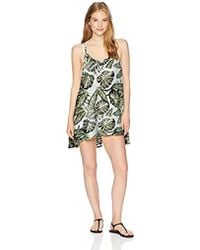 Rip Curl - Palm Beach Cover Up - Lyst