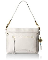 The Sak - The Collective Tahoe Hobo Bag, Stone - Lyst