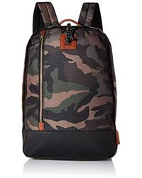 Fossil - Nasher Backpack, Black, One Size - Lyst