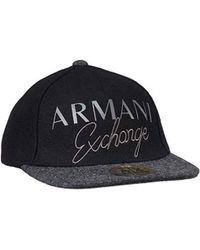 f5dadef283f Lyst - Men s Armani Exchange Hats