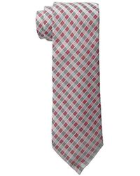 Vince Camuto - Chirping Check Tie - Lyst