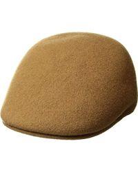 b6ca46db5c Kangol Seamless Wool 507 Scally Cap in Green for Men - Lyst