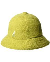 46c158800 Lyst - Kangol Bermuda Casual Bucket Hat Classic Style in Black for Men