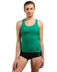 Volcom - Simply Solid Tankini - Lyst
