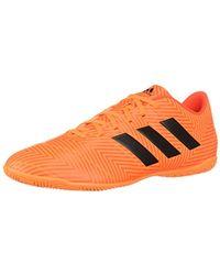 aefa38690dc4 adidas Nemeziz Tango 18.3 Turf Soccer Shoe in Orange for Men - Lyst