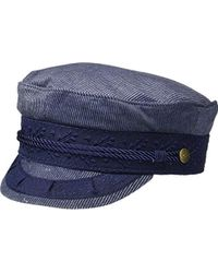 Brixton - Albany Greek Fisherman Hat - Lyst