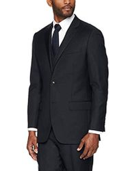 Buttoned Down - Tailored Fit Super 110 Italian Wool Suit Jacket - Lyst