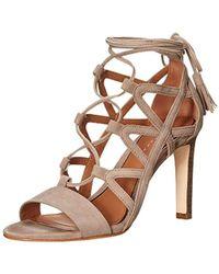 Elie Tahari - El-hurricane Dress Sandal - Lyst