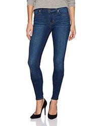 Hudson Jeans - Nico Midrise Super Skinny 5 Pocket - Lyst